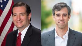 Ted Cruz, Beto O'Rourke try to rally Latino voters in Texas Senate race