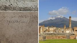 Pompeii discovery rewrites Vesuvius eruption's history