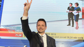 Poland's ruling populists see power, appeal checked