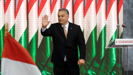 Hungary's Orban says EU elections are decisive for migration