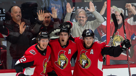 Stone sends Senators past Canadiens 4-3 in overtime