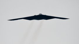 US stealth bomber makes emergency landing in Colorado