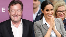 Piers Morgan rants about Meghan Markle, says she's using her acting skills as Duchess of Sussex