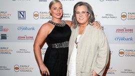 Rosie O'Donnell reveals she's engaged to army veteran Elizabeth Rooney