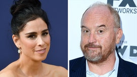 Sarah Silverman says comedian Louis C.K. masturbated in front of her with her consent