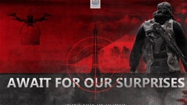 ISIS vows Eiffel Tower drone attack in new poster