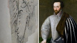 Sir Walter Raleigh's 'self-portrait' may have been discovered in the Tower of London