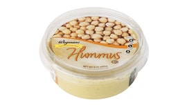 Wegmans recalls store brand hummus that 'may contain pieces of black plastic'