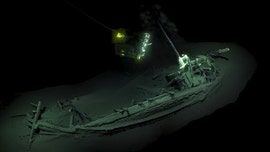 Stunning shipwreck discovery: 'World's oldest intact' wreck found