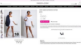 Yandy creates sexy Meghan Markle-inspired wedding costume