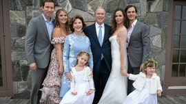 Jenna Bush Hager shares candid photo of her and Barbara Bush with George W. Bush photobombing