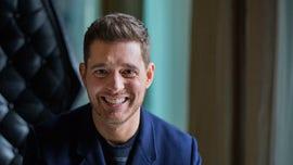 Michael Buble shuts down rumors he's retiring from music