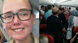 Swedish student who refused to sit down on flight in effort to stop man's deportation to Afghanistan is indicted