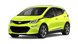 New Chevy Bolt color is shocking