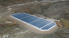 Tesla buys land in Shanghai, China for second 'Gigafactory'