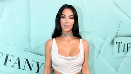 Kim Kardashian's nude ad for Flashing Lights eye shadow confuses fans: 'Just show us your eyes'
