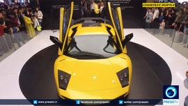 Iranian company clones $450,000 Lamborghini supercar, plans to produce it