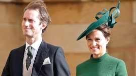 Pippa Middleton welcomes first child with husband James Matthews: report