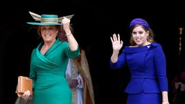 Sarah Ferguson pens sweet note to Princess Beatrice on what would've been her wedding day: 'Love you'