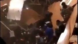 Floor collapse near Clemson University leaves at least 30 hurt, authorities say