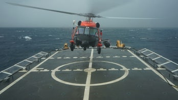 Coast Guard search for downed airplane off South Carolina continues; 5 missing