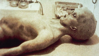 Filmmaker reveals how he faked infamous 'Roswell alien autopsy' footage in a London apartment