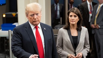 Nikki Haley responds to Trump tweet about Cummings getting robbed: 'This is so unnecessary'
