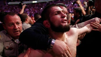Khabib Nurmagomedov faces $2M fine for post-fight melee: report
