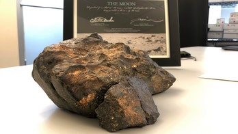 12-pound rock from moon sells for more than $600,000