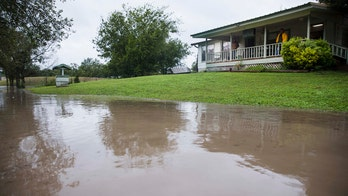 Flash flood warning issued for 18 counties in Texas, 1 dead