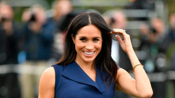 Meghan Markle wears handmade pasta necklace on Australia tour
