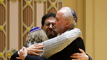 Pittsburgh rabbi receives hate mail for saying Trump would be welcome: 'We need to be better than this'