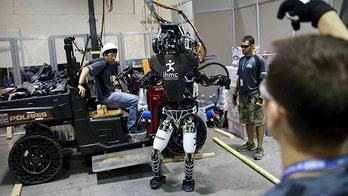 Boston Dynamics' Atlas robot now performs parkour