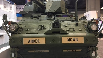 AUSA 2018 in pictures: The biggest land warfare showcase in years