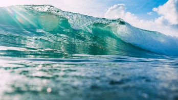 Wave ruptures woman's artery after striking her in neck
