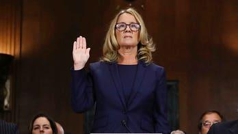 FOX NEWS FIRST: Ex-boyfriend pokes holes in Christine Blasey Ford's story; FBI Kavanaugh probe could end Wednesday
