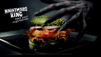 Burger King claims new 'Nightmare King' cheeseburger will actually give you nightmares
