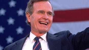 I wasn't supposed to like George H.W. Bush -- Then I got to know him