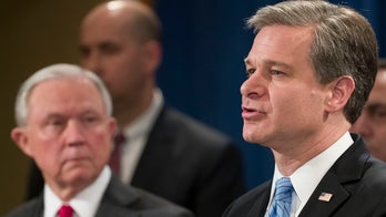 Explosives sent to Democrats 'not a hoax,' FBI's Wray says, as probe continues