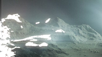 Stunning image from lost spacecraft reveals what it's like to stand on a comet