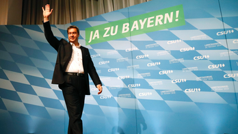 Bavaria votes in tough test for Merkel's conservative allies