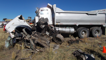 Utah officials: DUI suspected in head-on crash, 6 dead