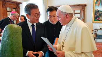 Pope indicates willingness to visit North Korea