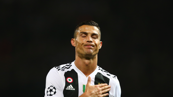 Juventus president 'very calm' over Ronaldo rape accusation