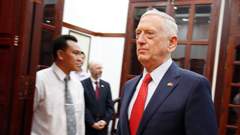 Mattis to meet Chinese counterpart amid US-China tensions