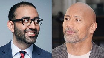 Dwayne 'The Rock' Johnson dismisses CNN reporter's tweet about Saudi prince as 'clickbait'