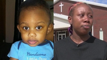 North Carolina mom whose son, 1, was swept away in Florence floodwaters faces charges