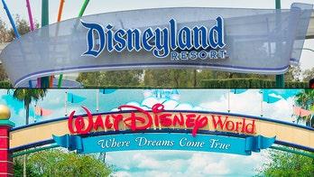 Couple plans to visit Disneyland, Disney World on same day