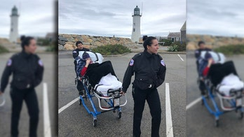 Dying woman, 55, granted wish to see lighthouse for first time