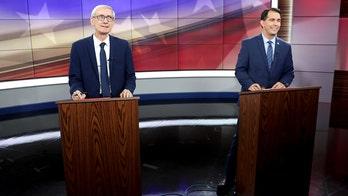 Walker is not conceding defeat to Democrat Tony Evers